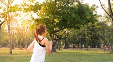 La corsa è tra gli sport per combattere l'ansia